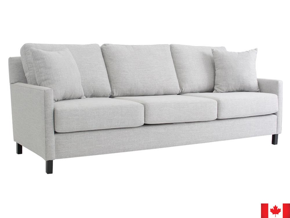 Sacramento Custom Sofa/Sectional (Various Sizes, 300+ fabrics)